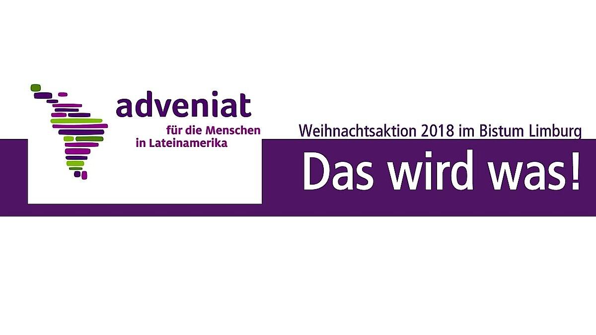 Eröffnung der Adveniat Aktion 2018 im Bistum Limburg